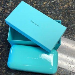 Tiffany & Co. Sunglass Box, Case, and Bag